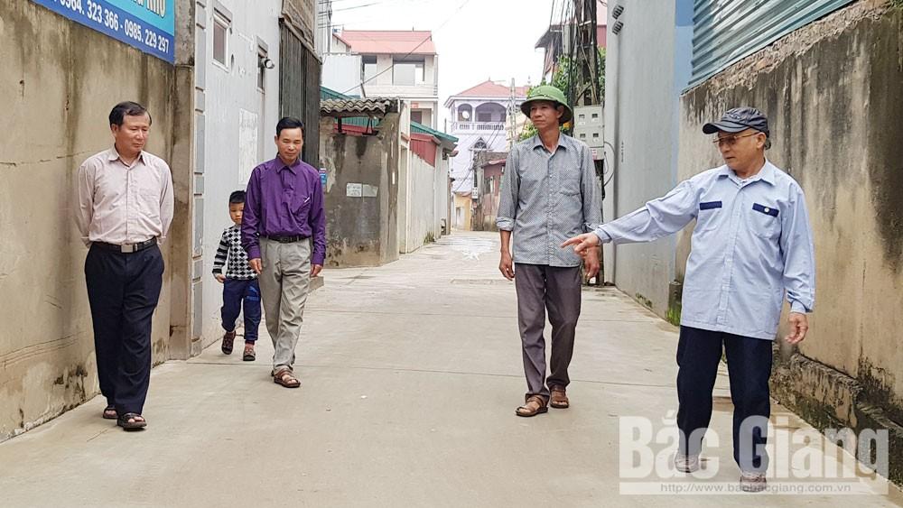 TP Bắc Giang, mô hình, điển hình, dân vận khéo, đổi mới, sáng tạo