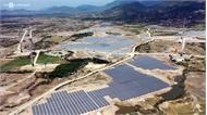 Cánh đồng điện mặt trời lớn nhất Việt Nam