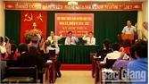 HĐND huyện Hiệp Hòa thông qua Đề án sáp nhập xã Đức Thắng vào thị trấn Thắng