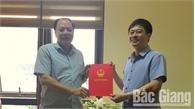 Đồng chí Nguyễn Đình Hương giữ chức Trưởng phòng Văn hóa - Thông tin huyện Hiệp Hòa