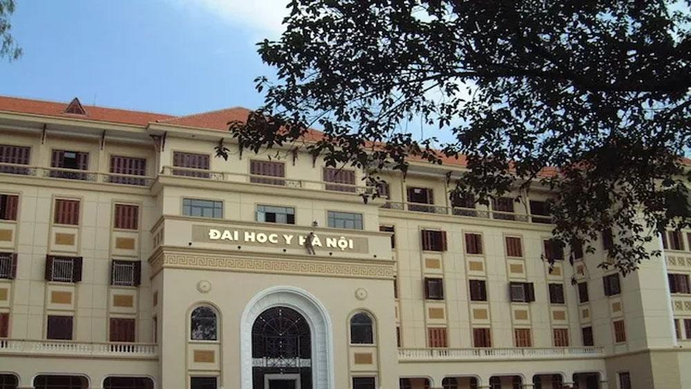 1.120 chỉ tiêu vào Trường đại học Y Hà Nội năm 2019
