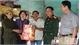 Provincial Vice Chairwoman Nguyen Thi Thu Ha visits Truong Sa soldiers' families