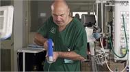Súng phun da nhân tạo điều trị vết bỏng