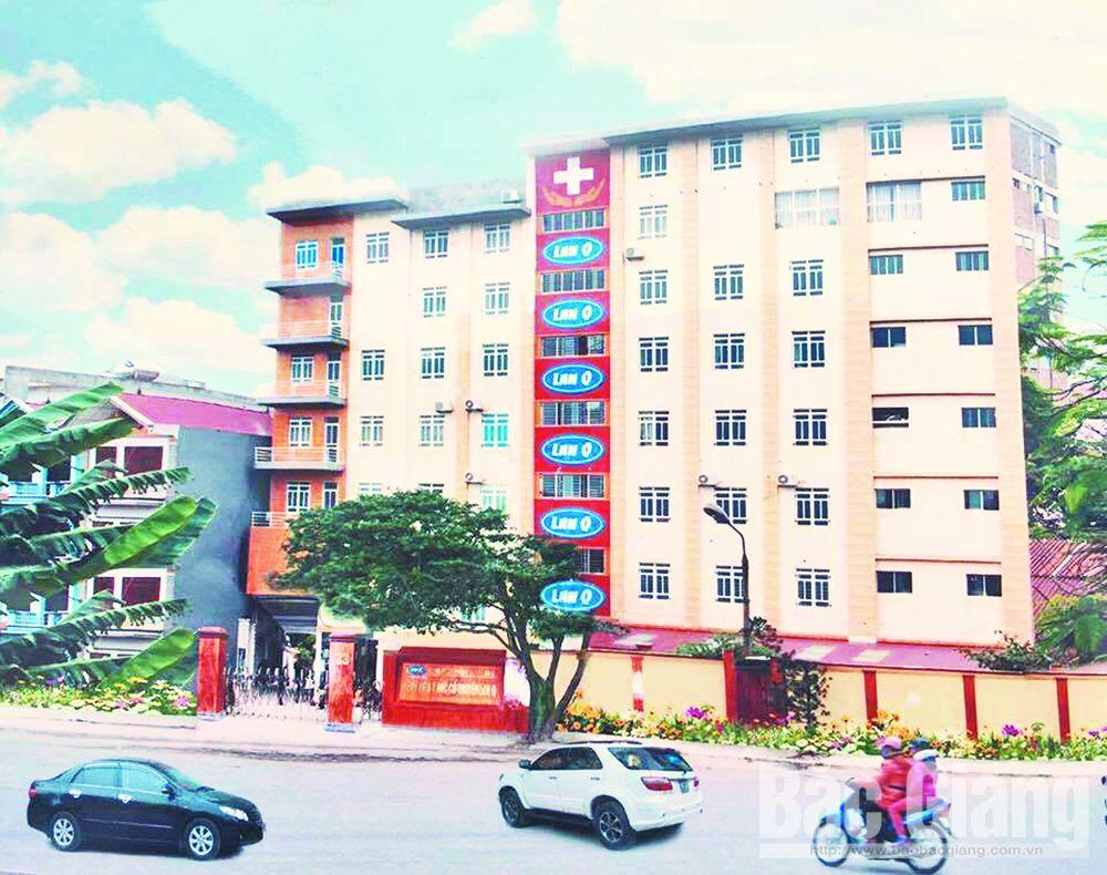 Công ty Cổ phần Y dược LanQ, 20 năm, xây dựng và phát triển, Nguyễn Mạnh Quyền, TP Bắc Giang, tỉnh Bắc Giang