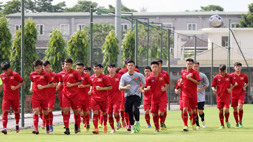 Vietnam to attend int'l U18 football tournament in Hong Kong (China)