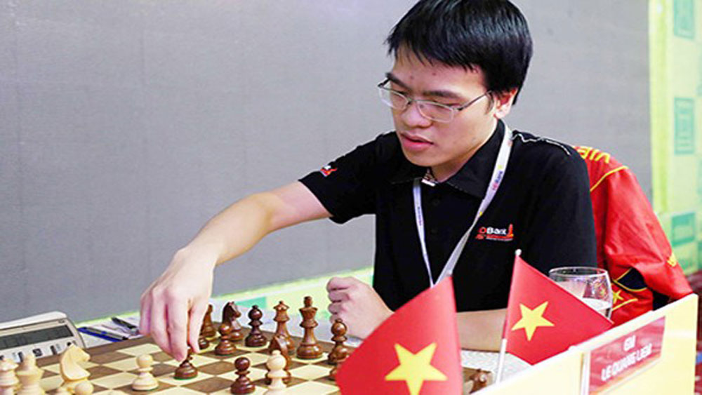 Vietnam, Le Quang Liem, top 10, Dubai Open chess tournament, Grandmaster