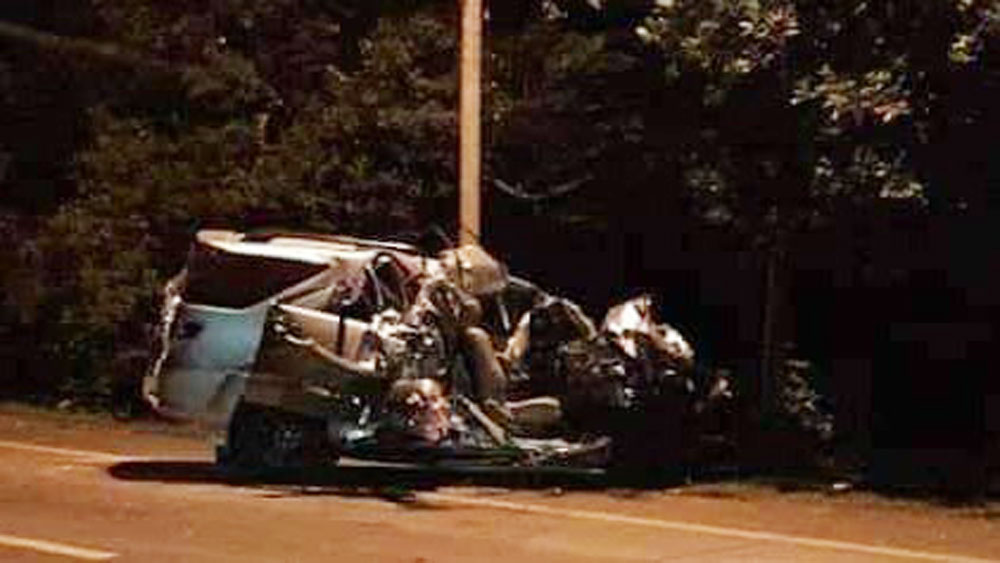 Tai nạn nghiêm trọng trên quốc lộ 20 khiến 3 người chết, 2 người bị thương