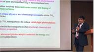 Hơn 150 nhà khoa học chia sẻ nghiên cứu mới về vật liệu nano
