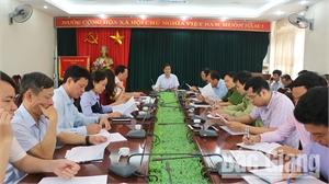 TP Bắc Giang: Tăng cường kiểm soát bệnh dịch tả lợn châu Phi