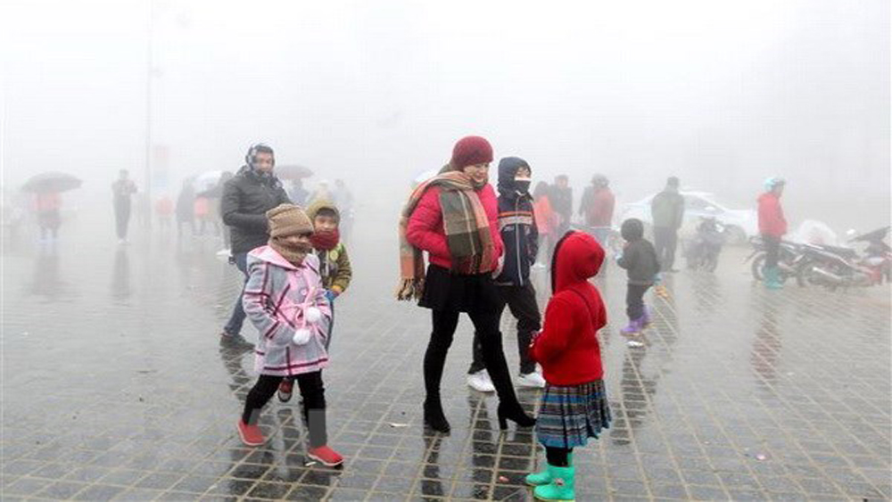 Lao Cai serves more than 1.4 million tourists in Q1