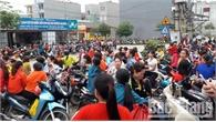 Công ty Việt Pan Pacific: Gần 3 nghìn công nhân ngừng việc