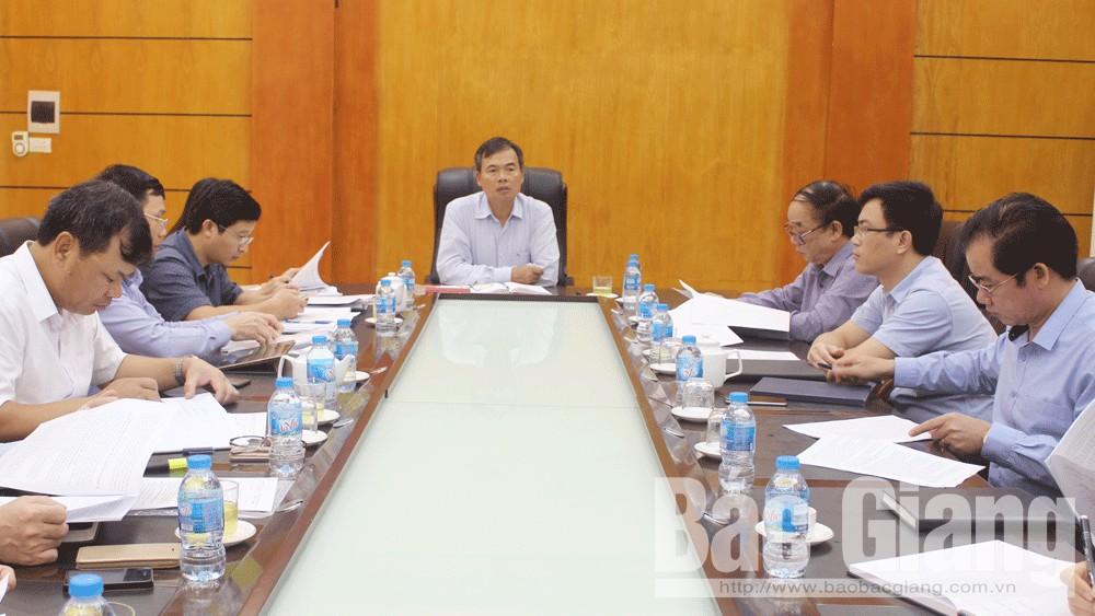 Phó Chủ tịch Thường trực HĐND tỉnh Bùi Văn Hạnh: Tập trung làm tốt công tác đo đạc bản đồ địa chính