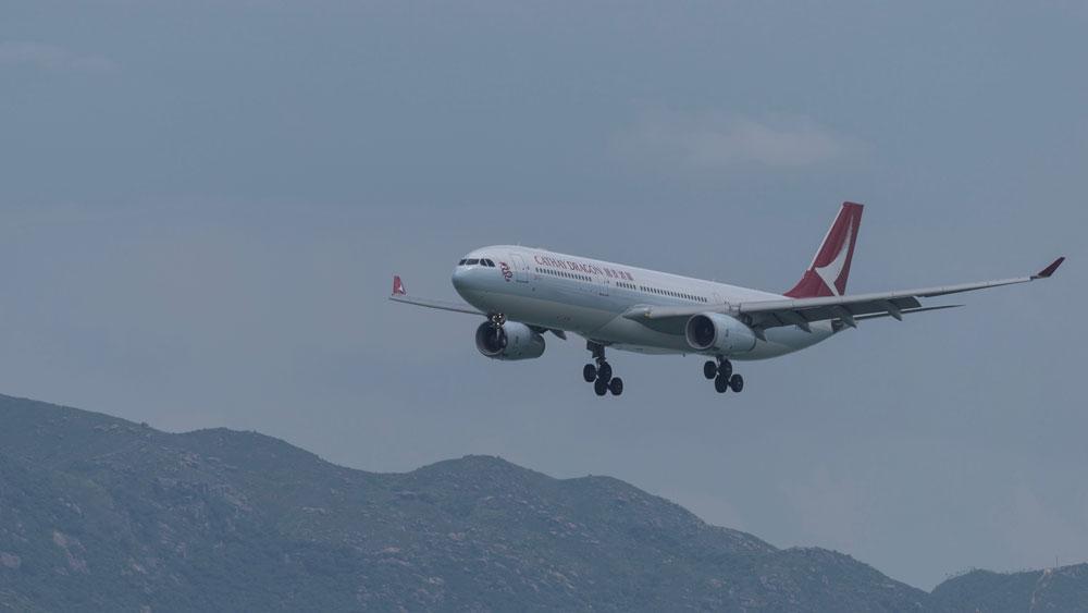 Một máy bay Airbus A330 phải hạ cánh khẩn cấp tại Đài Loan (Trung Quốc)