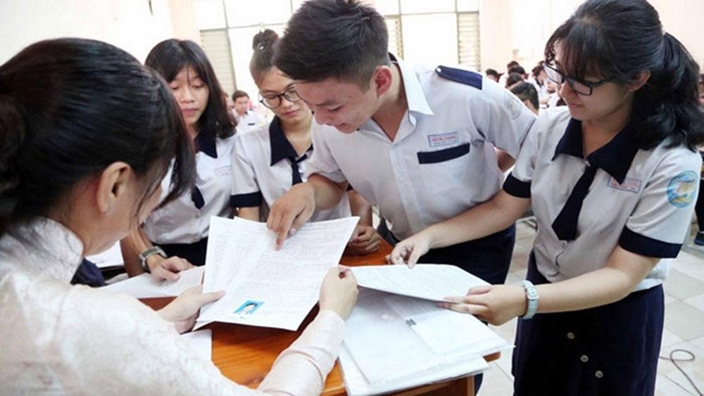 Các trường hợp được miễn thi tốt nghiệp THPT quốc gia 2019