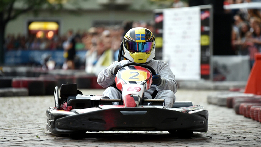 First professional kart race in Vietnam to be held in May