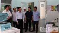 Trung tâm Y tế huyện Yên Dũng cần làm tốt công tác xã hội hóa, nâng cao năng lực tự chủ