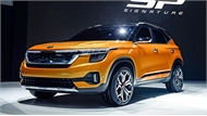Kia SP Signature concept - crossover cỡ B mới