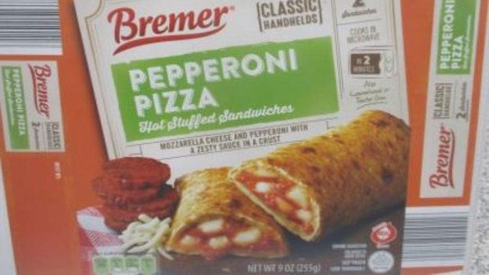 Mỹ thu hồi 30.000 kg bánh mì kẹp đông lạnh sau khi phát hiện dị vật