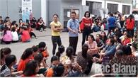 Công ty TNHH Việt Pan Pacific:  Chấp thuận trả thêm khoản thưởng tháng, công nhân vẫn ngừng việc