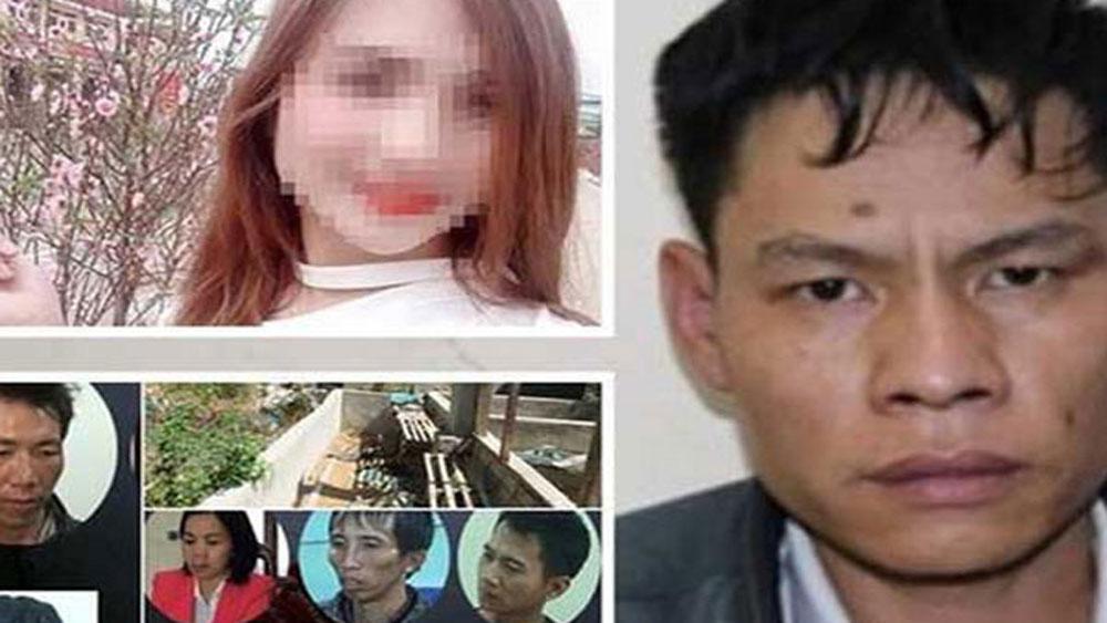 Vụ nữ sinh giao gà bị sát hại ở Điện Biên, căn cứ, gia đình nạn nhân, nợ tiền đối tượng Vì Văn Toán