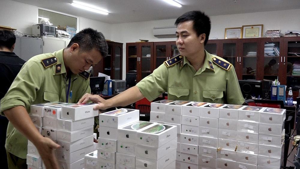 Lô hàng iPhone, iPad nhập lậu hơn 4 tỷ đồng ở TP Hồ Chí Minh