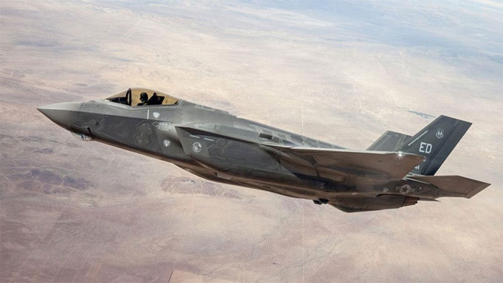 Nhật Bản tìm thấy xác chiến cơ F-35, phi công mất tích