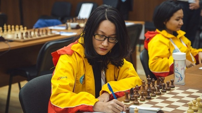 Vietnamese chess players vie for berths in world championships