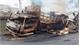 Hai ô-tô đâm nhau bốc cháy, hai người tử vong