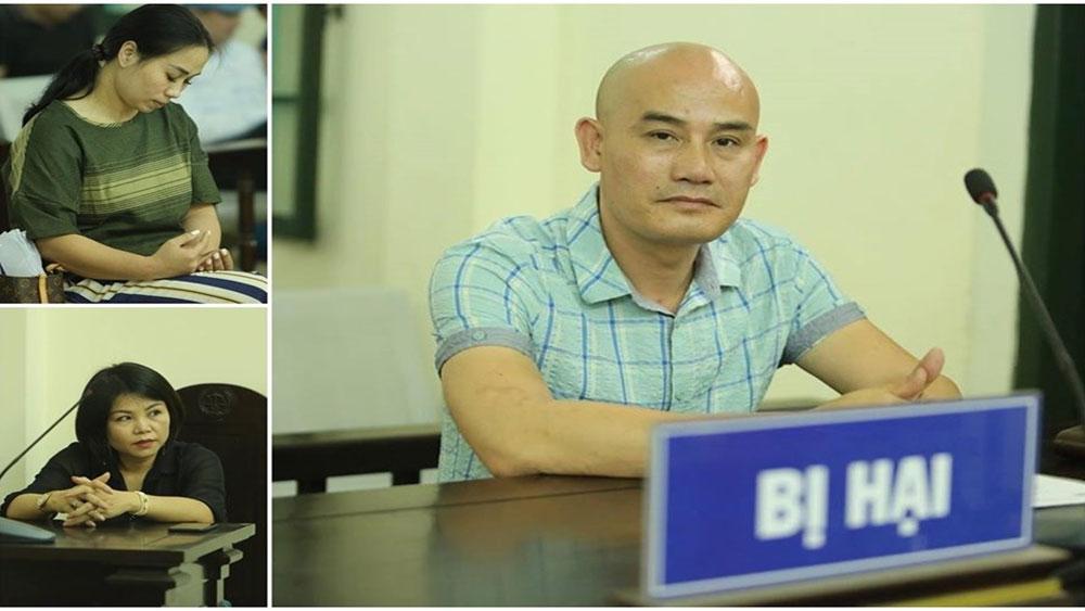 Cài ma túy đẩy bạn trai vào tù, Tòa trả hồ sơ, điều tra, nút thắt, Nguyễn Thị Vân, Nguyễn Văn Thiện, Nguyễn Thị Vững