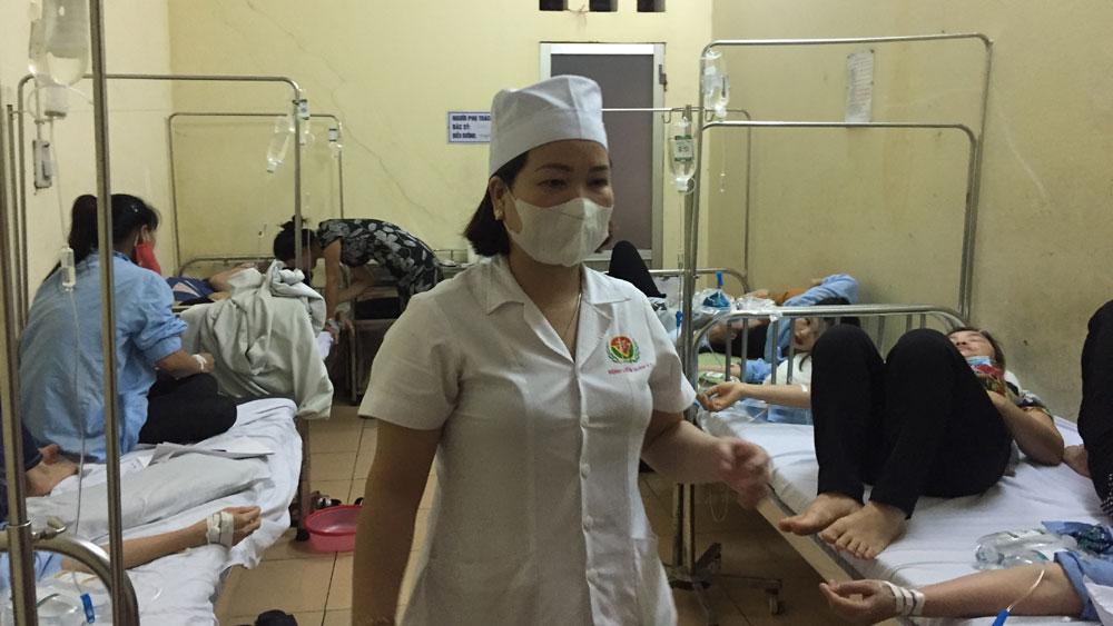 Hải Dương: Hàng chục công nhân nhập viện nghi ngộ độc thực phẩm