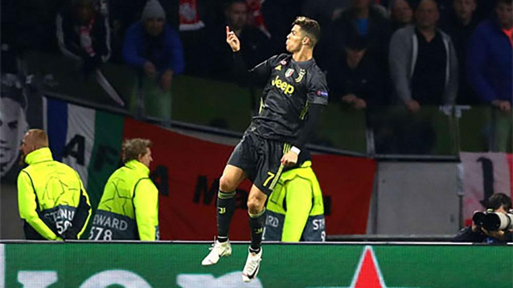 Juventus, Ajax, Champions League