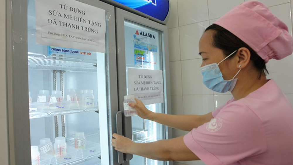 Southern region's first breast milk bank opened in HCM City