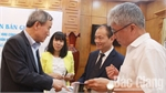 Provincial leader works with RoK investor