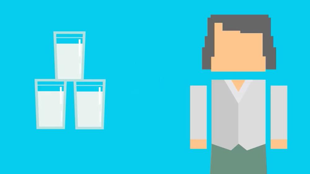 Những tác hại khi uống quá nhiều sữa