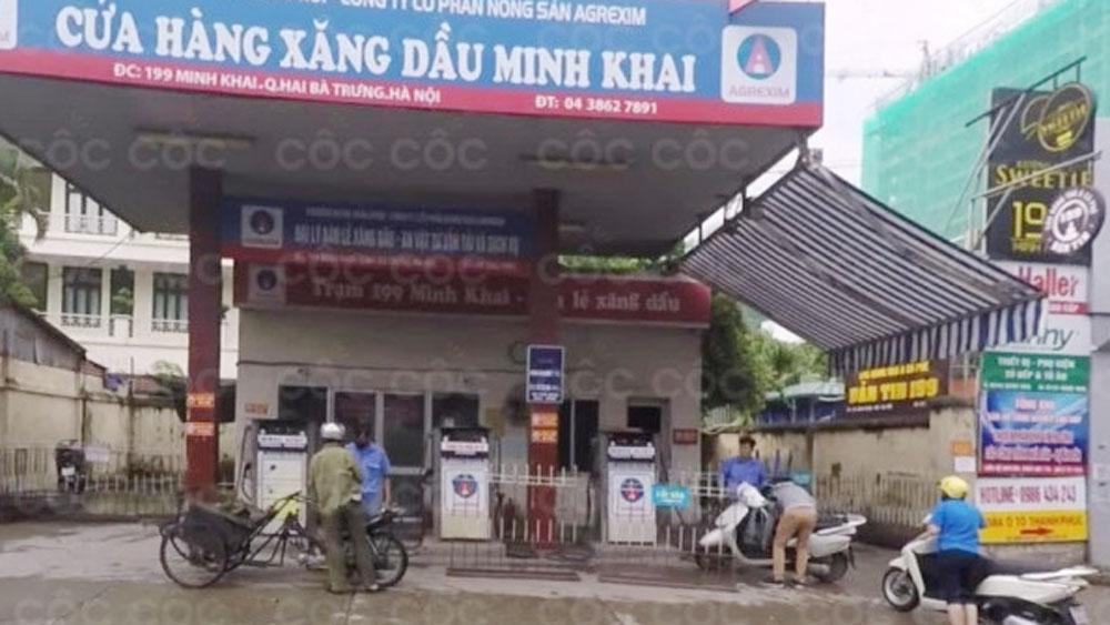 Ba nhân viên bán xăng dầu, móc túi khách 170 nghìn đồng, Vũ Quang Toàn, Vũ Quốc Việt , Vũ Quốc Tiệp