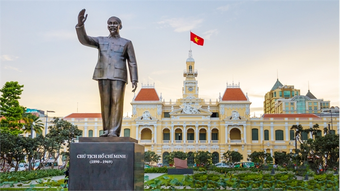 An April holiday in Vietnam is historically extra special