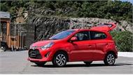 Toyota Wigo lần thứ 2 vượt doanh số Hyundai Grand i10