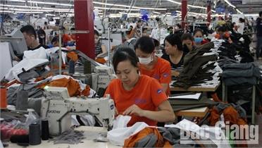 Sau 4 ngày ngừng việc, 100% công nhân Công ty TNHH Việt Pan Pacific đã đi làm trở lại