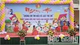 Phổ biến Luật Trẻ em và kỹ năng phòng, tránh xâm hại cho 500 học sinh tiểu học Tân Yên