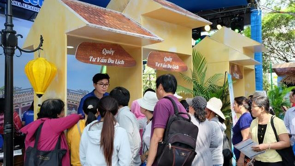 Tourism Fest, attractive promotions, Summer Fun 2019, Ho Chi Minh City, various promotional tourism products, popular travel bloggers