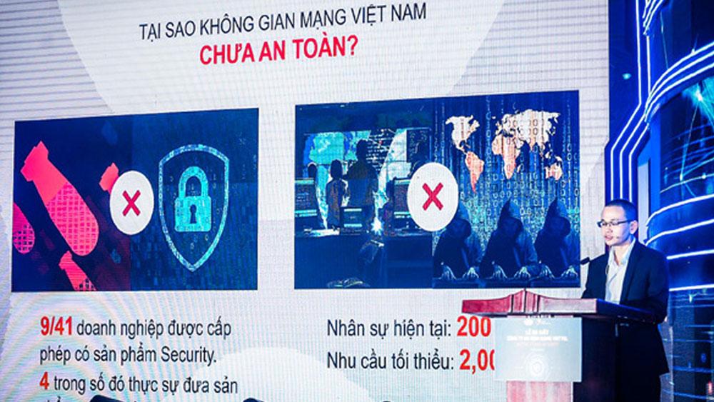 Viettel mở rộng dịch vụ sang lĩnh vực an toàn thông tin mạng