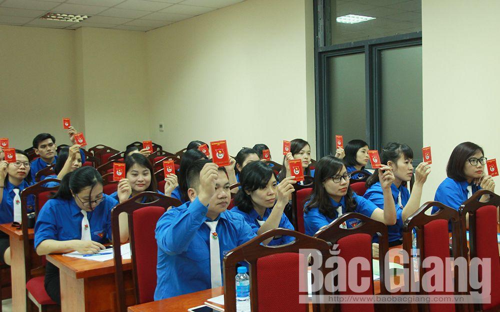 Bắc Giang, tuổi trẻ, thanh niên, tư pháp, đại hội, xung kích, tình nguyện
