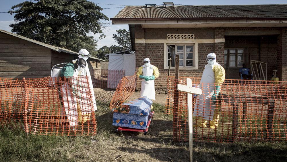 CHDC Congo: Hơn 750 người tử vong vì dịch Ebola