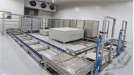 Vận hành dây chuyền chiếu xạ công suất 40 tấn/ngày tại miền Trung