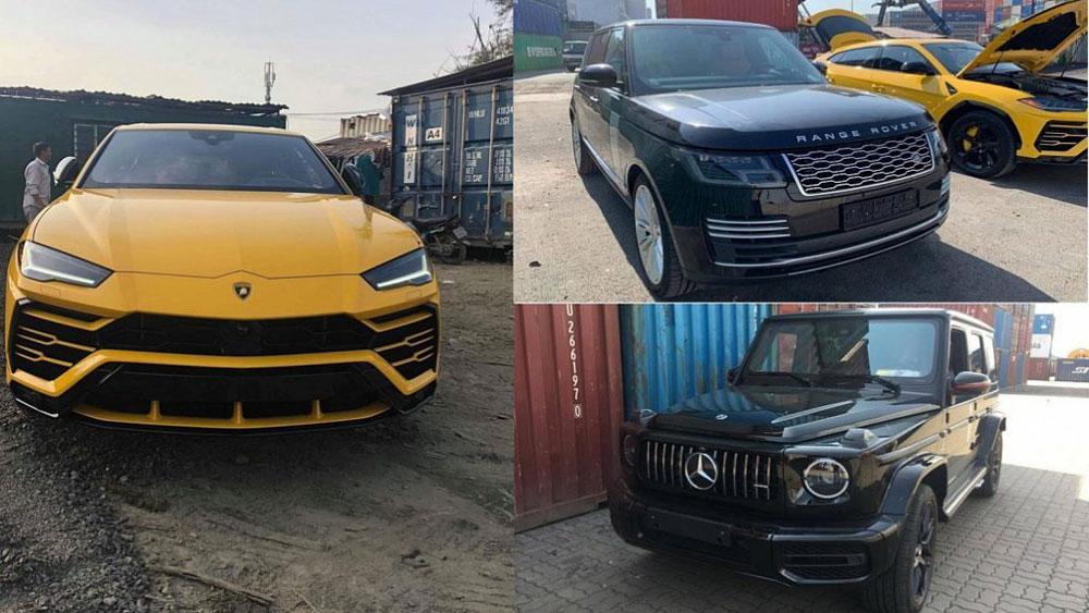 Vua Địa Hình, Siêu SUV, Đại Gia, Lamborghini