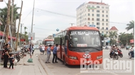 Bắc Giang: Lượng khách lưu thông tăng nhẹ trong ngày đầu kỳ nghỉ lễ Giỗ Tổ Hùng Vương