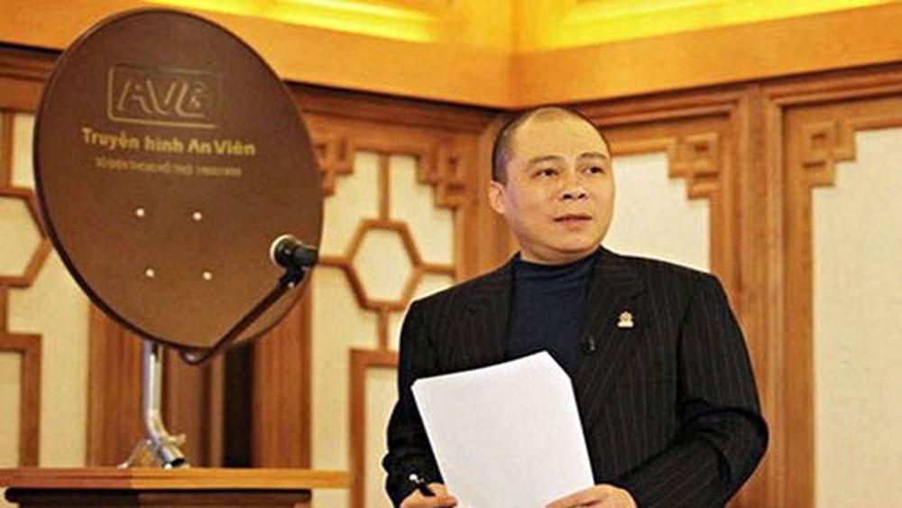 """Bắt tạm giam, Phạm Nhật Vũ, nguyên Chủ tịch Hội đồng Quản trị Công ty AVG, tội """"Đưa hối lộ"""""""