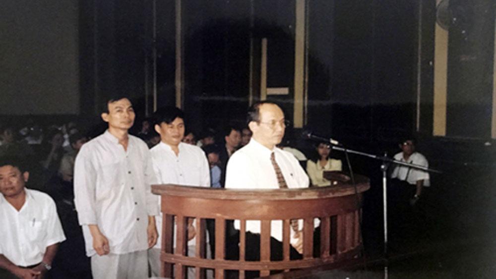 Bộ Tư pháp lên tiếng về vụ ông Trịnh Vĩnh Bình kiện Chính phủ