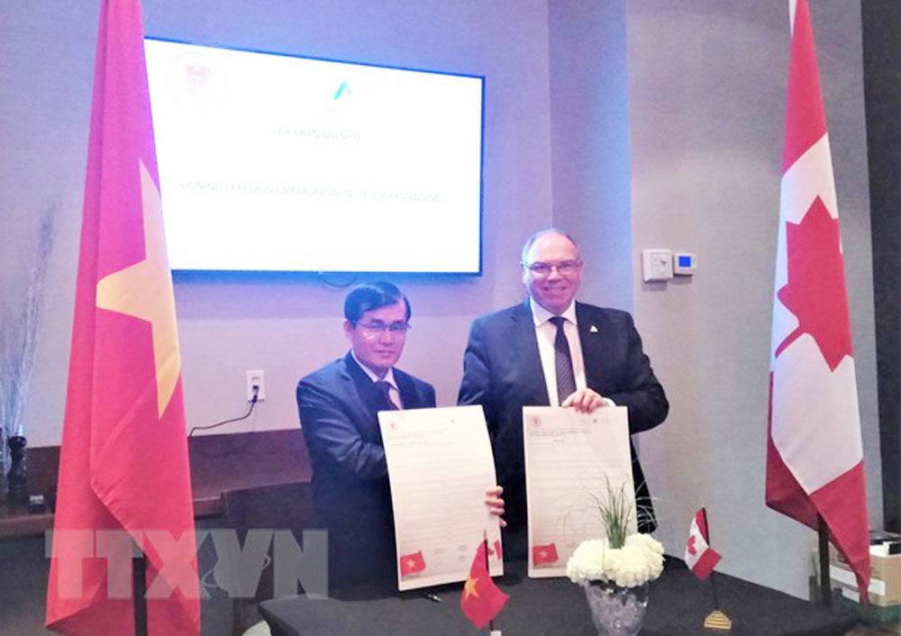 Vietnam, Canada, cooperation intensify, operational audit,  State Audit Office of Vietnam,  Canadian Audit and Accountability Foundation