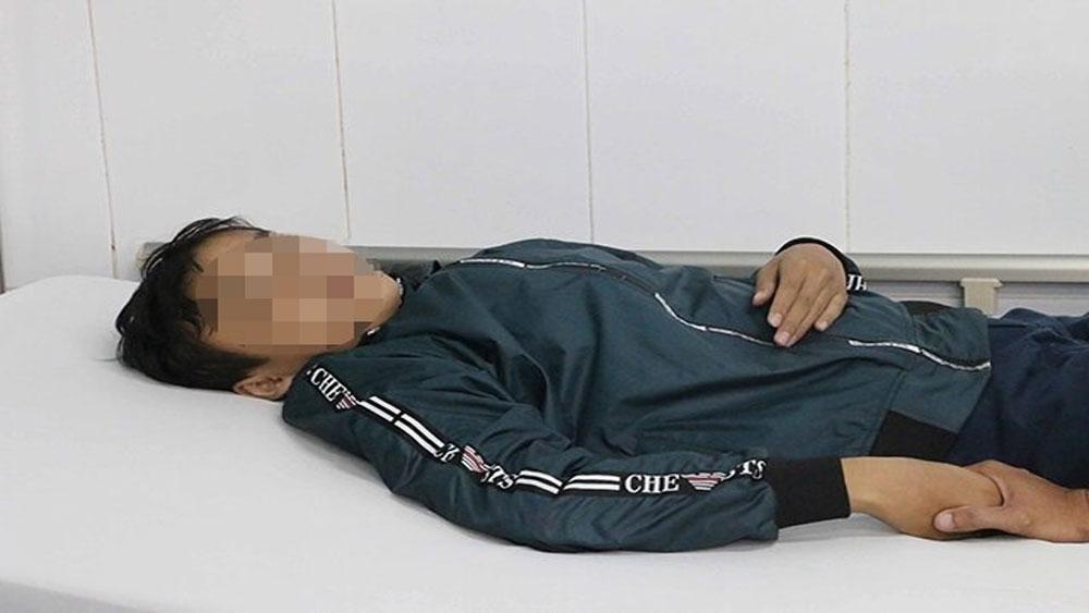 Công an, vào cuộc, vụ nam sinh bị 20 bạn đánh hội đồng ở An Giang,